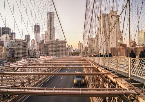 Immagine gratuita di acciaio, architettura, arrugginito, brooklyn