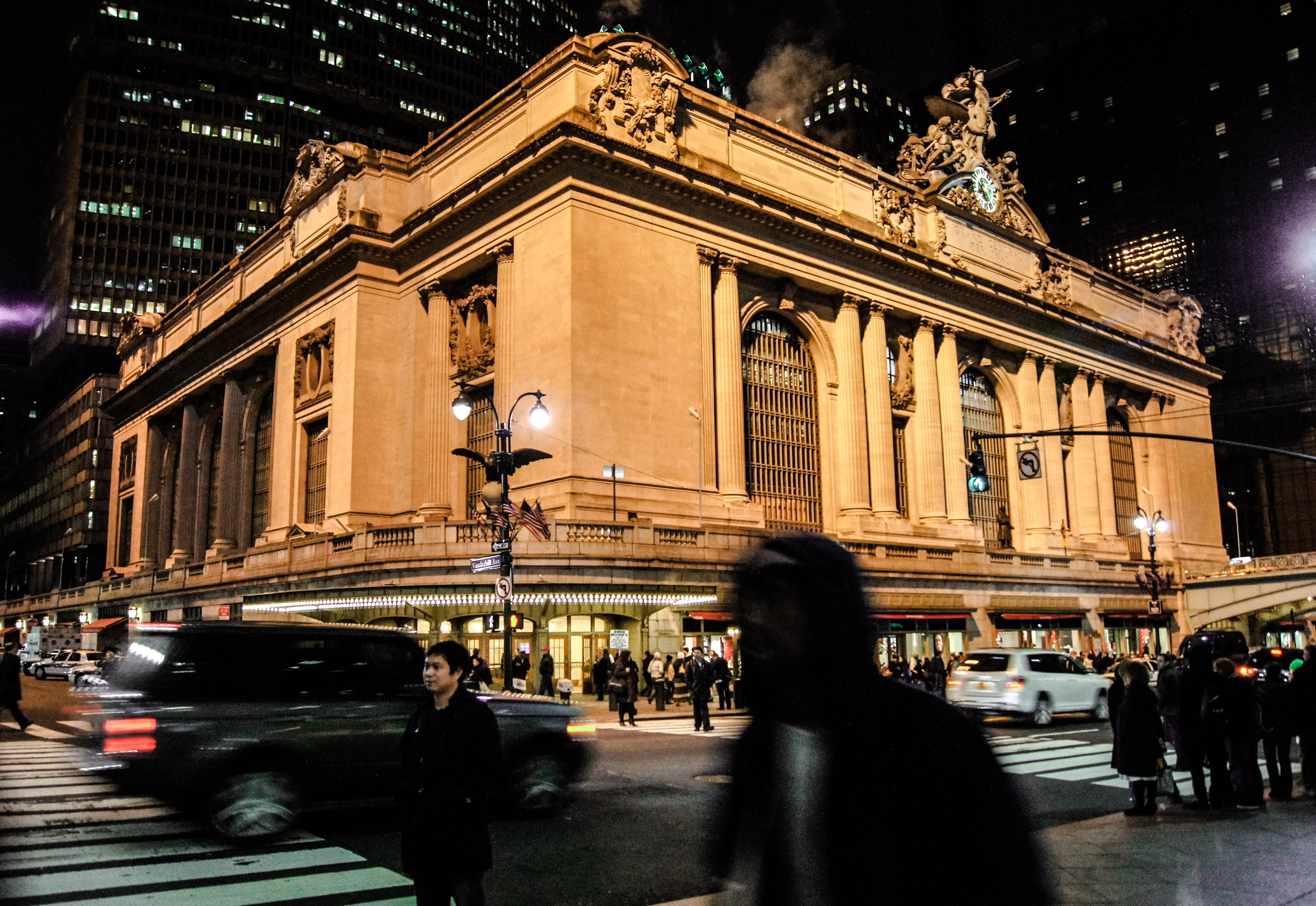 Free stock photo of train, train station, grand central station