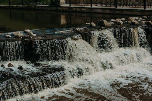 Ảnh lưu trữ miễn phí về chuyển động, con sông, đá, giật gân