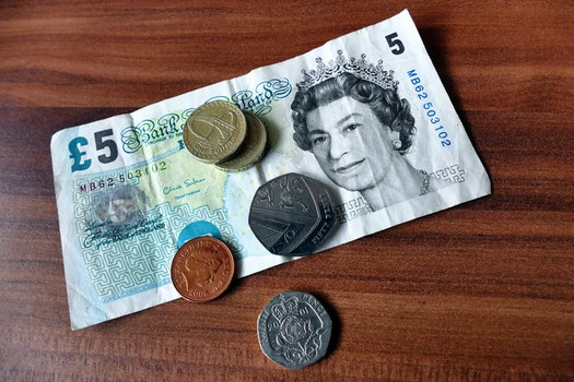 Free stock photo of money, paper, finance, great britain