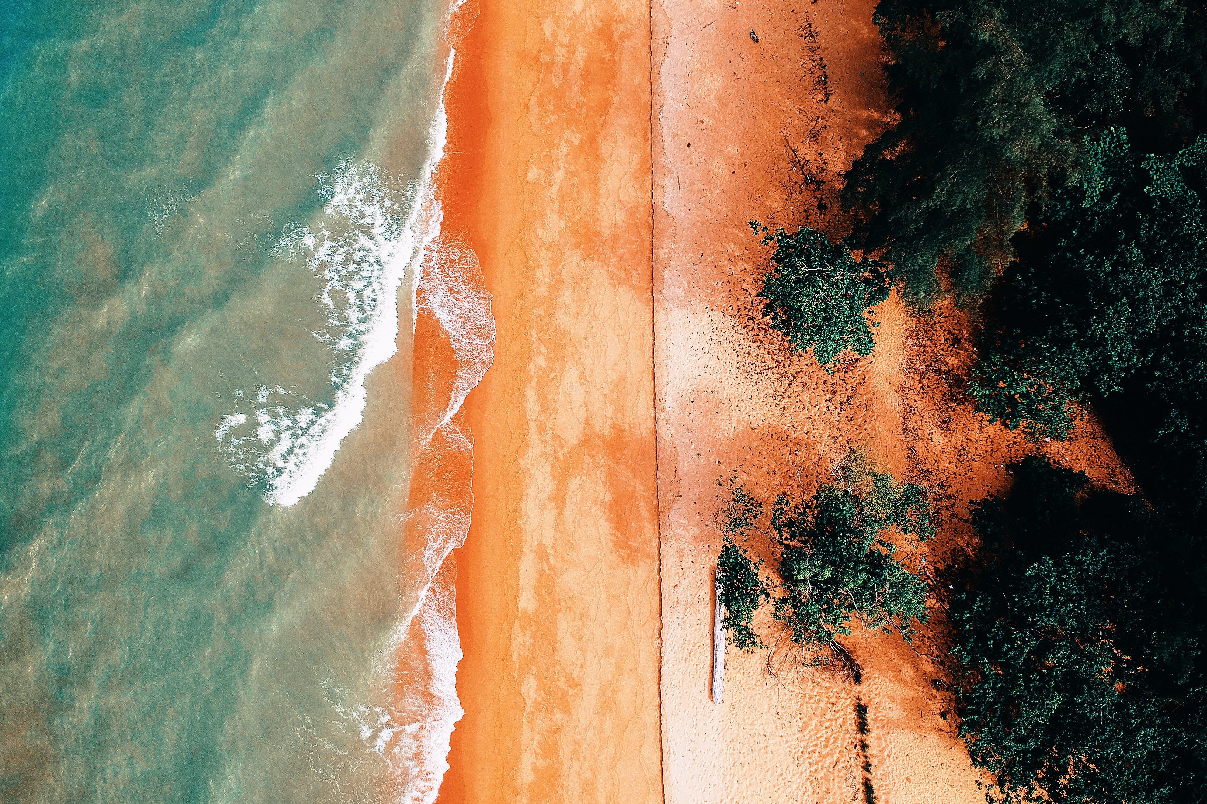 H2O, 낮, 모래, 물의 무료 스톡 사진