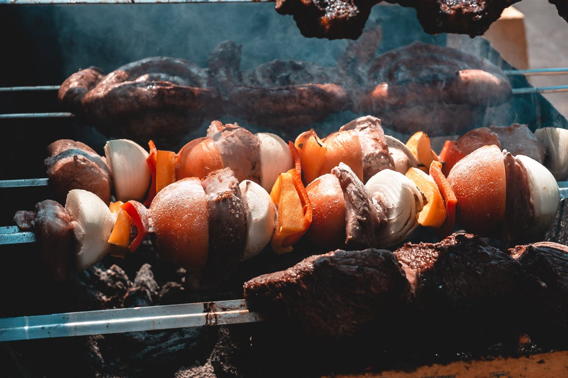 Free stock photo of barbecue, barbecue grill, beef