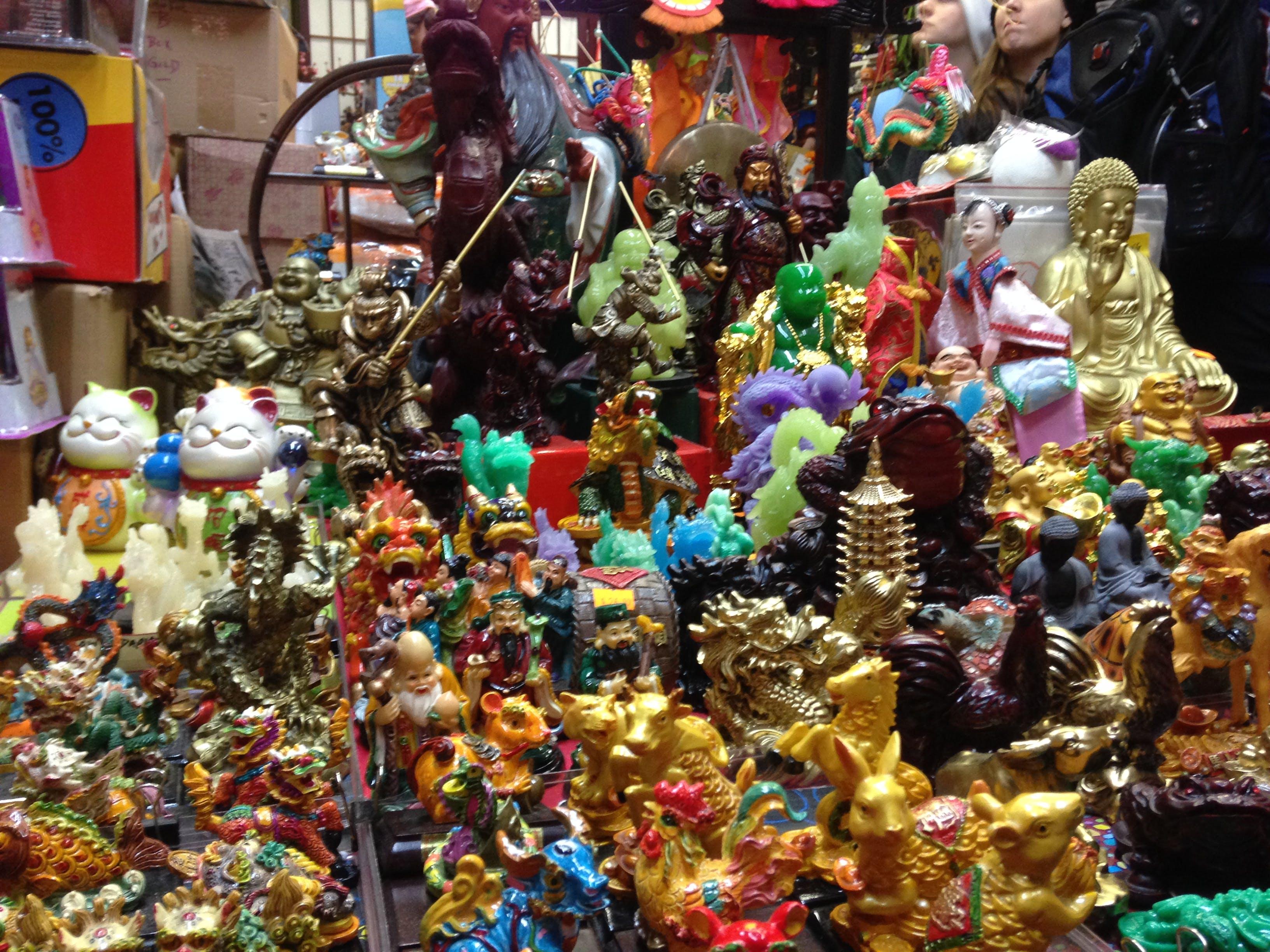 Free stock photo of art, toys, china, town