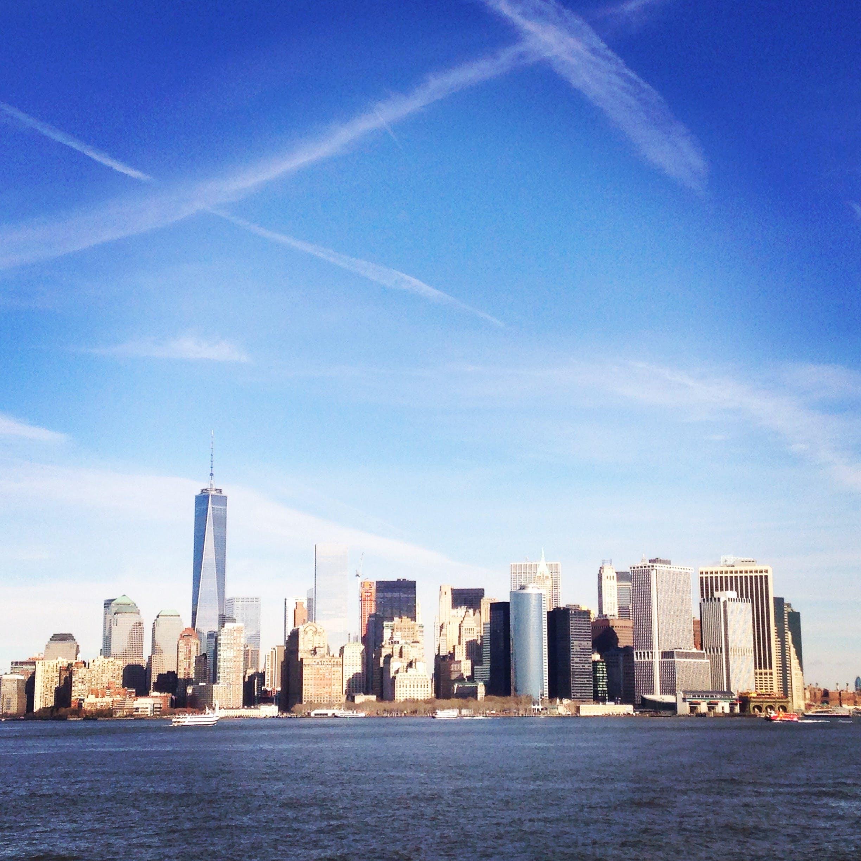 Free stock photo of city, new york, nyc, sky