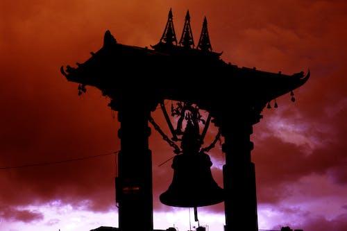 Fotos de stock gratuitas de krishna mandir bell