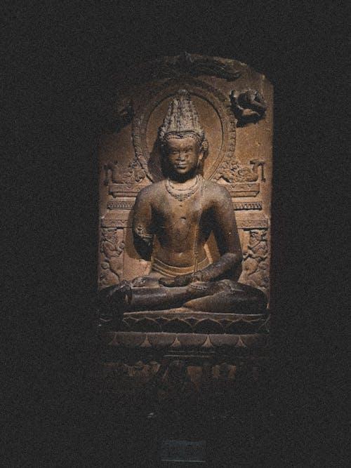 Foto d'estoc gratuïta de budhas, cultura, Déu, estàtua