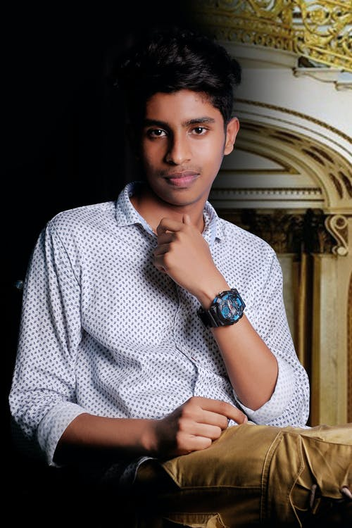 Kostnadsfri bild av indisk pojke, miran eramam