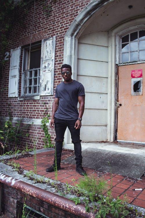 Imagine de stoc gratuită din acasă, arhitectură, bărbat de culoare, cămin