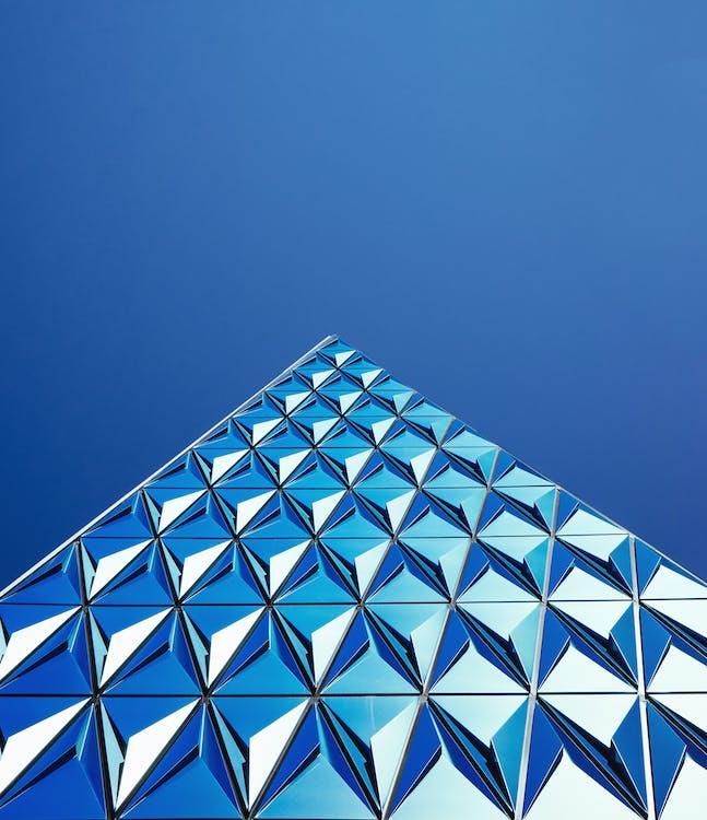 三角形, 反射, 圖案