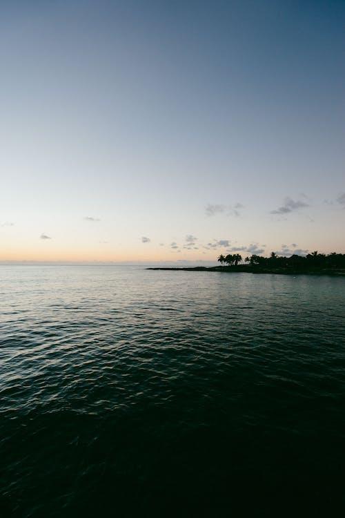 Photos gratuites de aube, ciel, ciel bleu, coucher de soleil