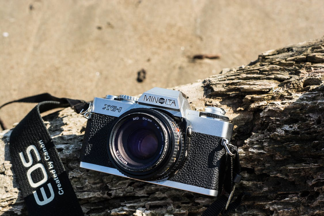 analoge camera, analoog, camera
