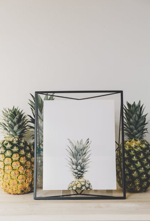 Ripe Pineapples