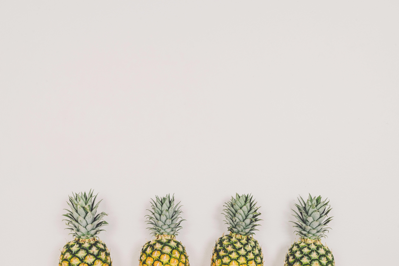 buah, buah tropis, dinding