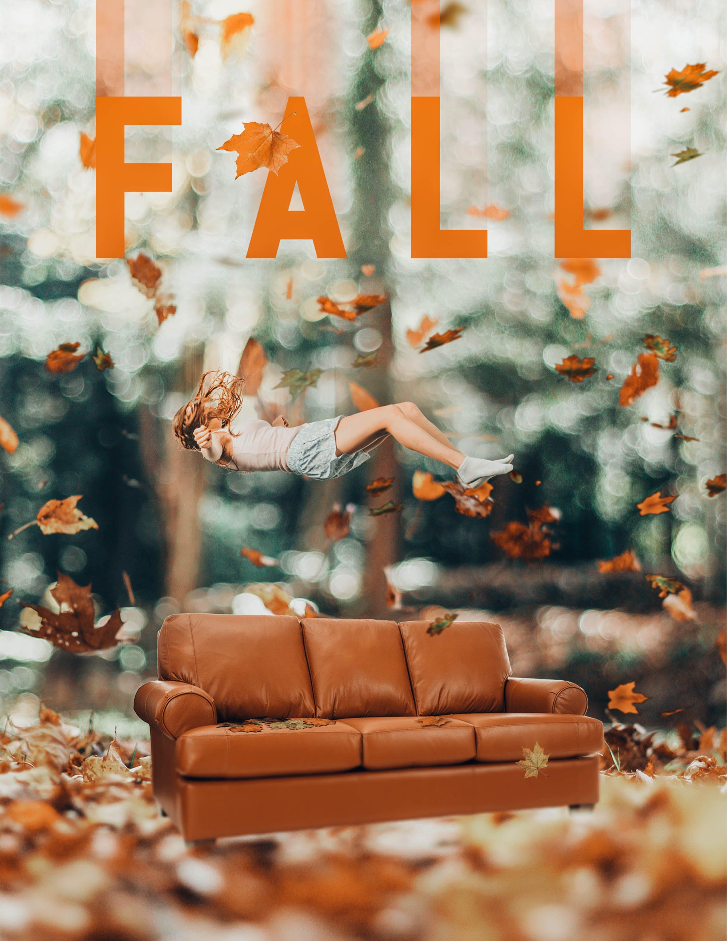 Free stock photo of advertise, advertisement, autumn, autumn colors