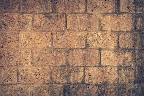 Foto stok gratis Arsitektur, dinding, dinding bata, permukaan