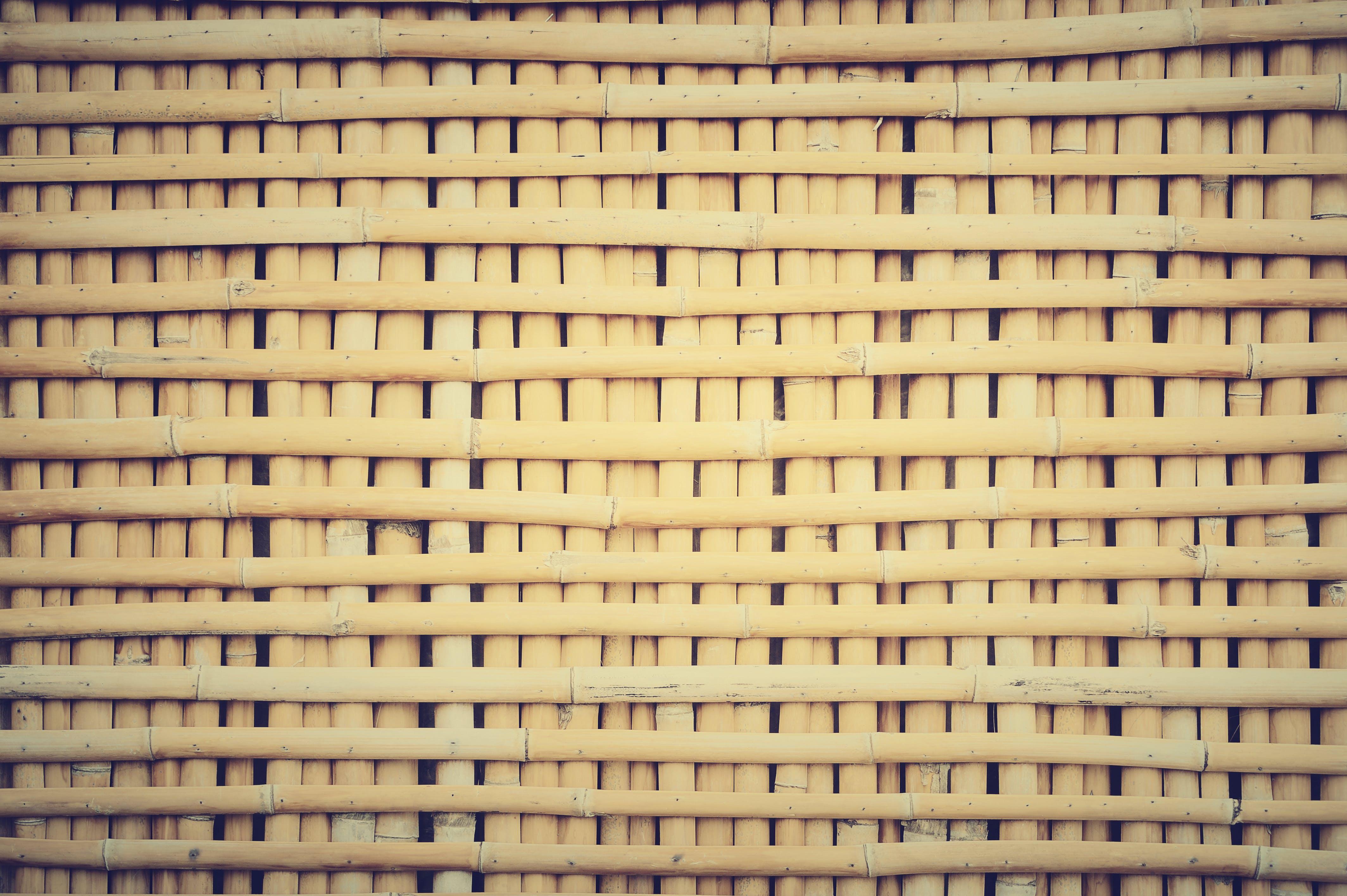 Brown Woven Textile