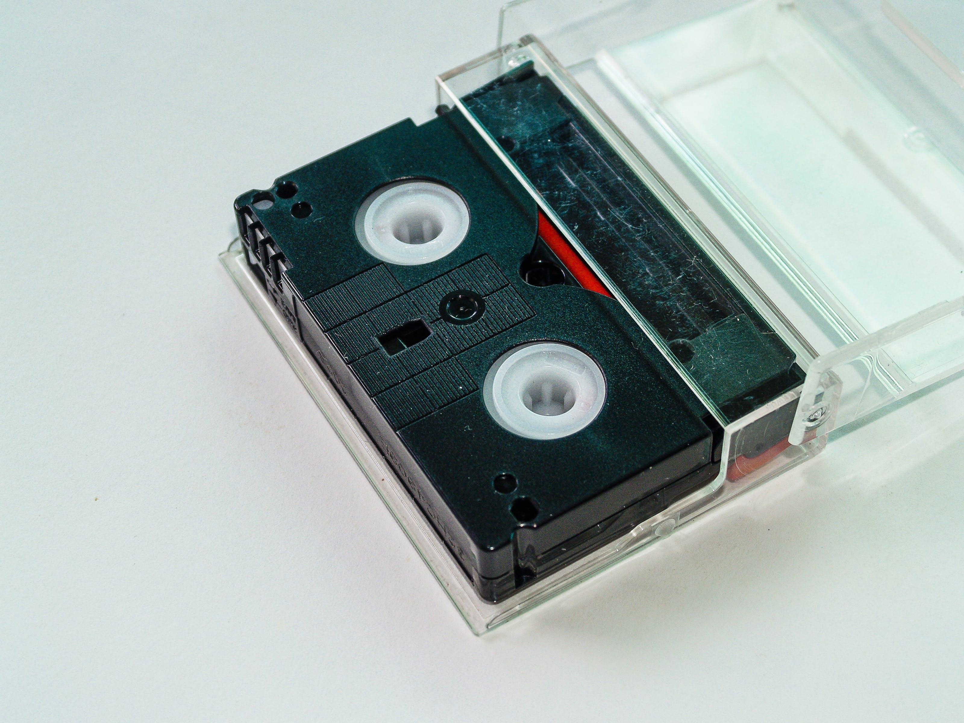 Безкоштовне стокове фото на тему «великий план, всередині, запис, касета»