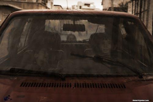 Free stock photo of طفل, سائق, صغير
