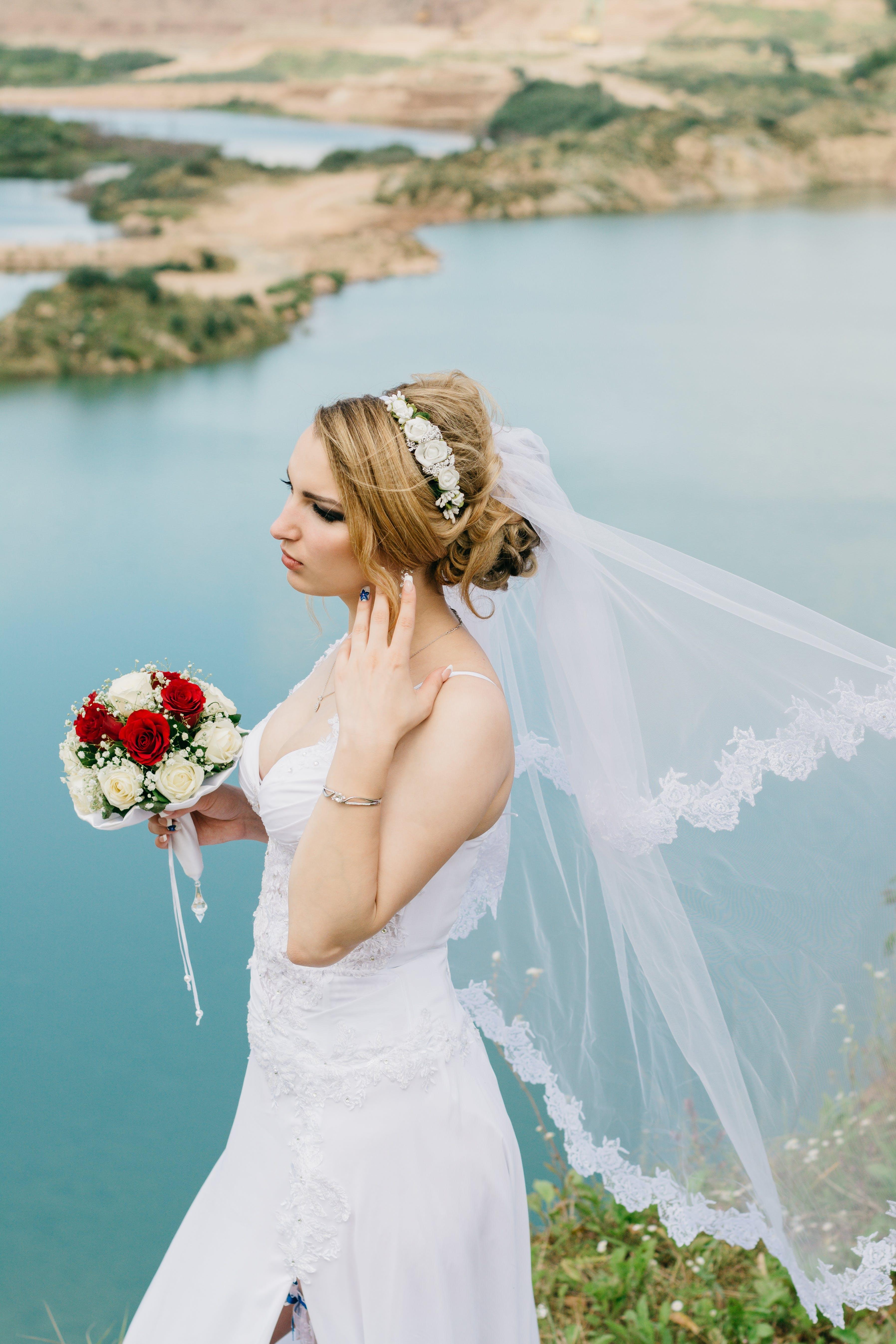 天性, 女人, 女孩, 婚禮 的 免費圖庫相片