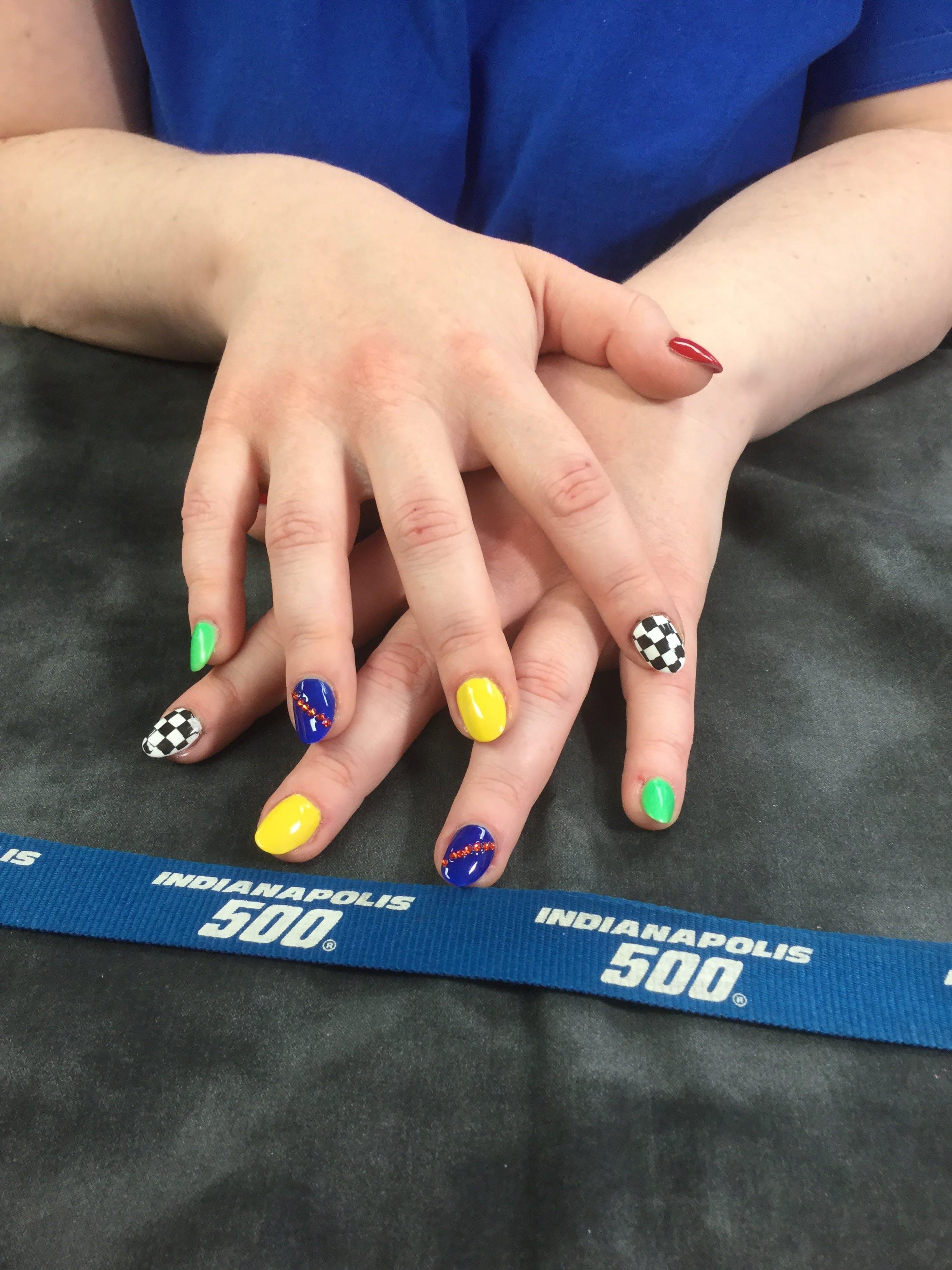 Free stock photo of fingernails, indianapolis