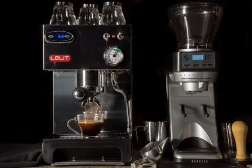 Free stock photo of coffee, espresso, grinder