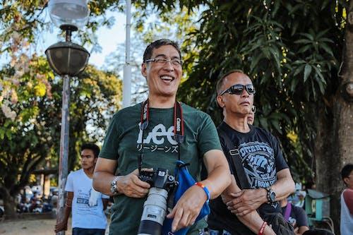 Ingyenes stockfotó fényképész, mosoly témában