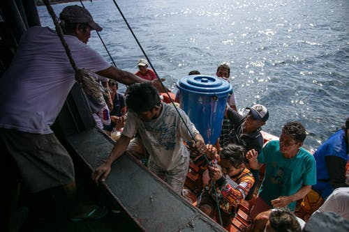 Ingyenes stockfotó halászok témában