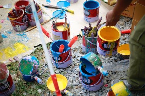 Immagine gratuita di colore, dipingere, pittura a olio