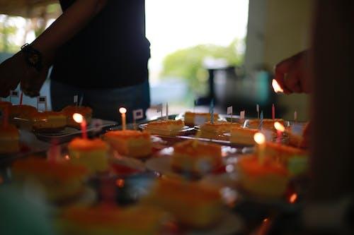 Immagine gratuita di buon compleanno, felicità, torta