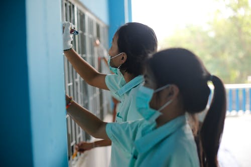 Immagine gratuita di dipingere, scuola, tailandia