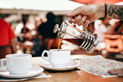 一杯咖啡, 刺青, 可口的, 咖啡 的 免費圖庫相片