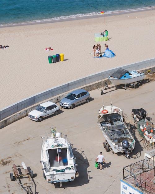 deniz, kum, plaj, Portekiz içeren Ücretsiz stok fotoğraf