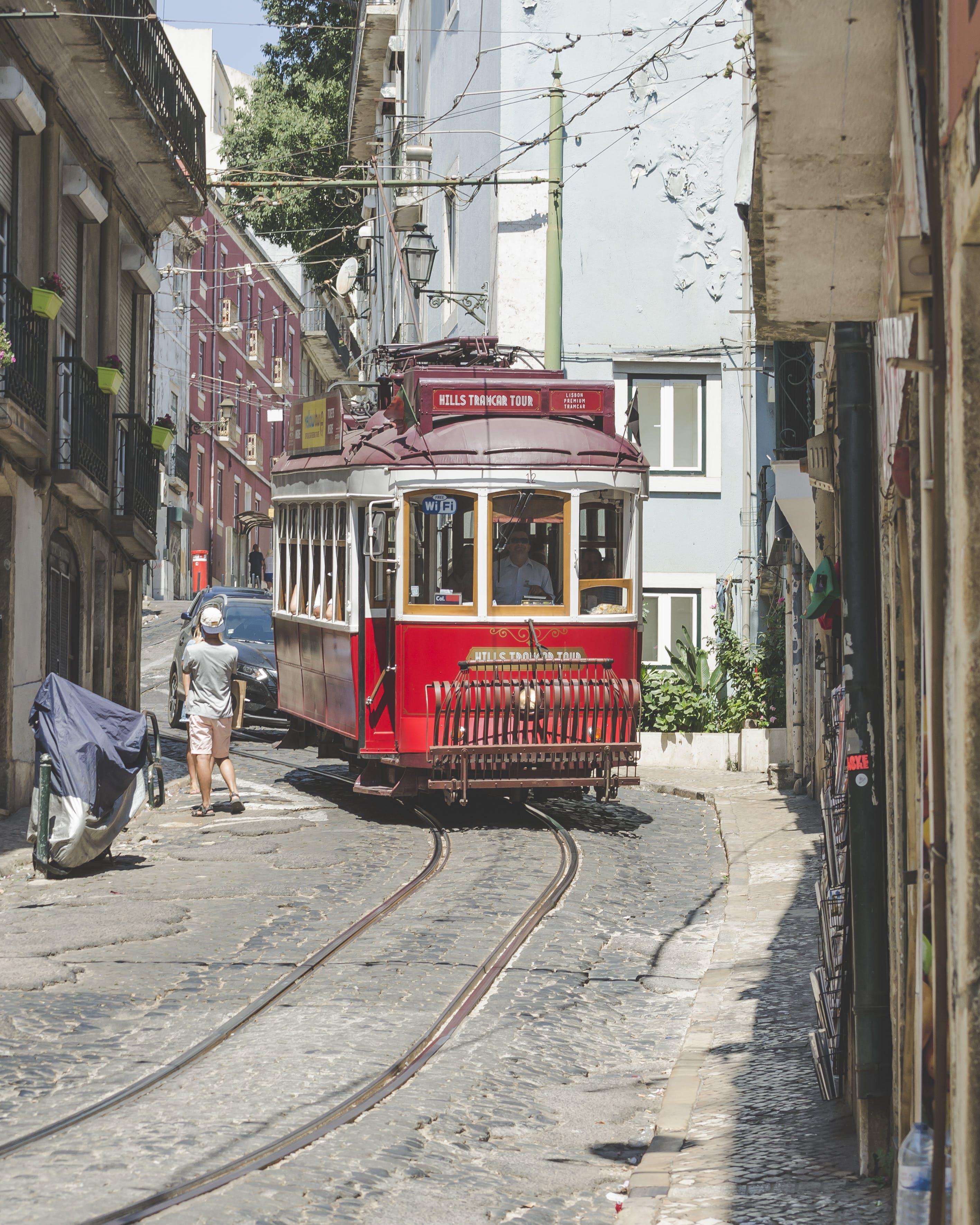 Red City Tram