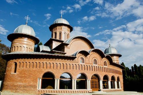 Kostenloses Stock Foto zu die kryptische kirche der könige von rumänien.