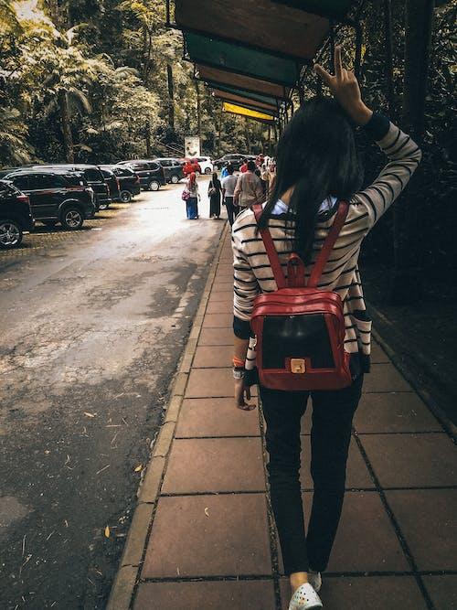 Бесплатное стоковое фото с автомобили, девочка, дневное время, дневной свет