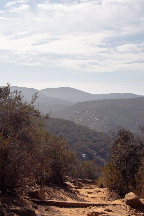 Бесплатное стоковое фото с trekk, гора, горный туризм, на открытом воздухе