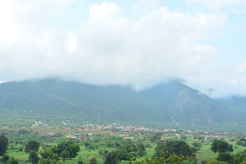 Free stock photo of africa, cloudy, hill, Kenya Standard Gauge Railway