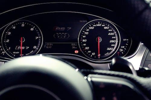 คลังภาพถ่ายฟรี ของ การขนส่ง, ขับรถ, ควบคุม, ความเร็ว