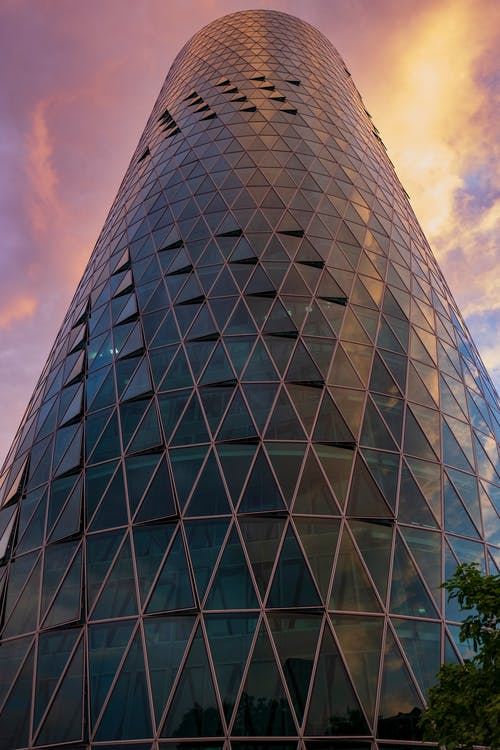 Low-angle Photography of 30 St. Mary Axe