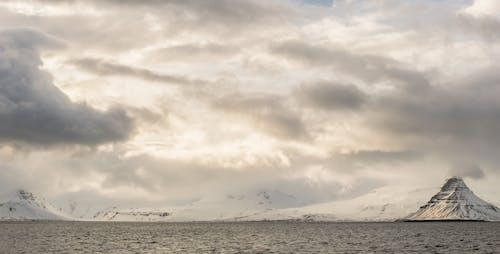 Immagine gratuita di acqua, cielo, freddo, ghiaccio