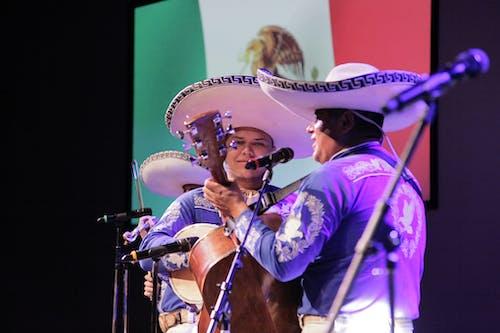 Darmowe zdjęcie z galerii z mariachi, meksyk, muzyka