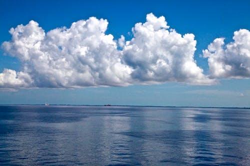 Darmowe zdjęcie z galerii z atlantycki, bahamy, chmury, morze
