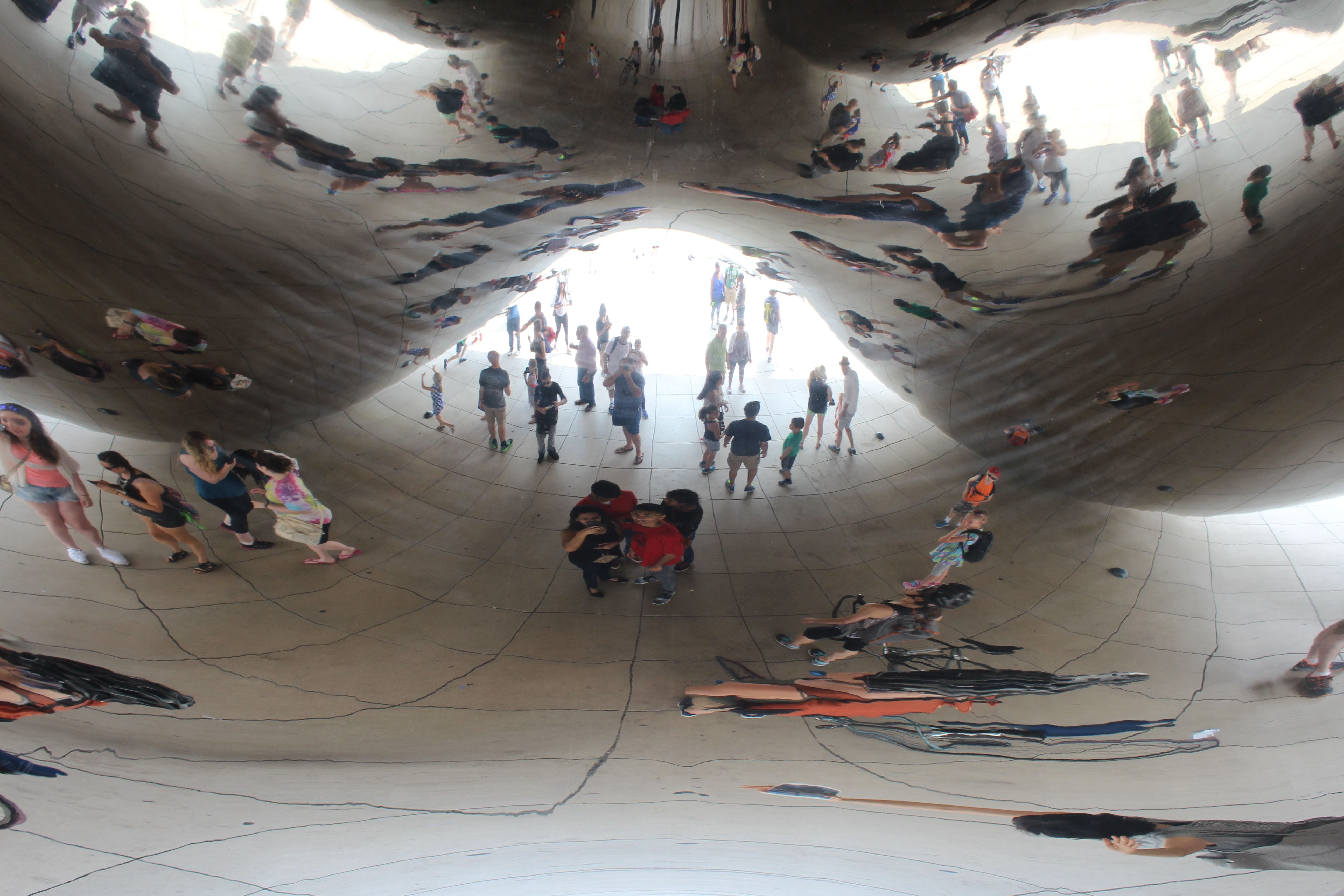 Free stock photo of chicago, cloud gate