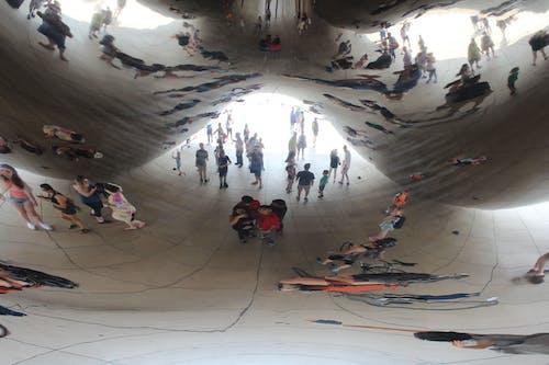 Darmowe zdjęcie z galerii z bramka chmury, chicago