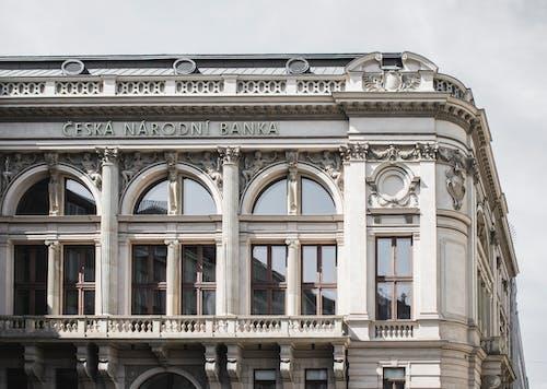 Ingyenes stockfotó ablakok, bank, építészet, építészeti terv témában