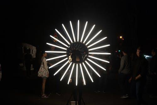 安裝, 燈光, 藝術 的 免费素材照片