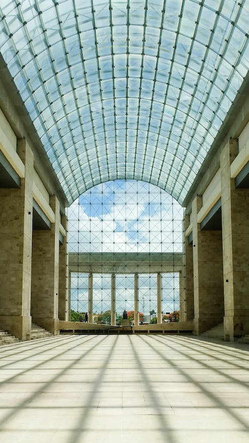 Free stock photo of architectural design, glass, Mérida
