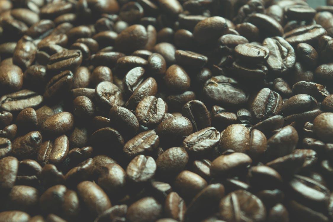 咖啡, 咖啡因, 咖啡豆