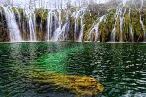 Imagine de stoc gratuită din apă, cascadă, croația, curent
