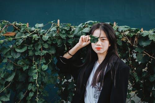 Ingyenes stockfotó ázsiai lány, ázsiai nő, borostyán, divat témában